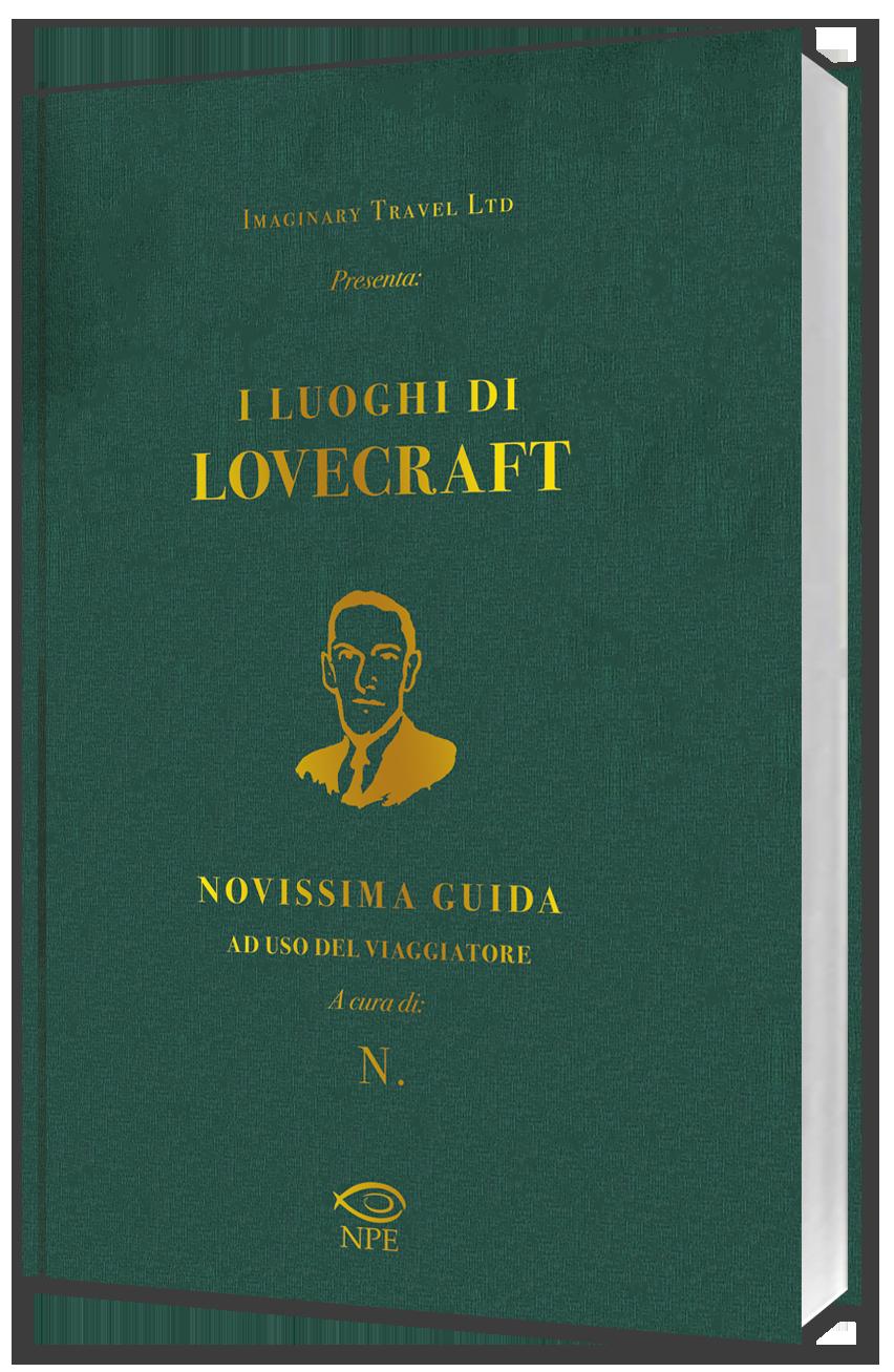 I luoghi di Lovecraft - Edizioni NPE